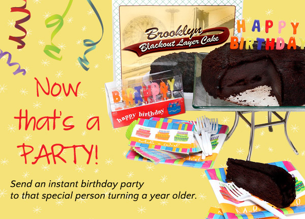 Instant Birthday Party