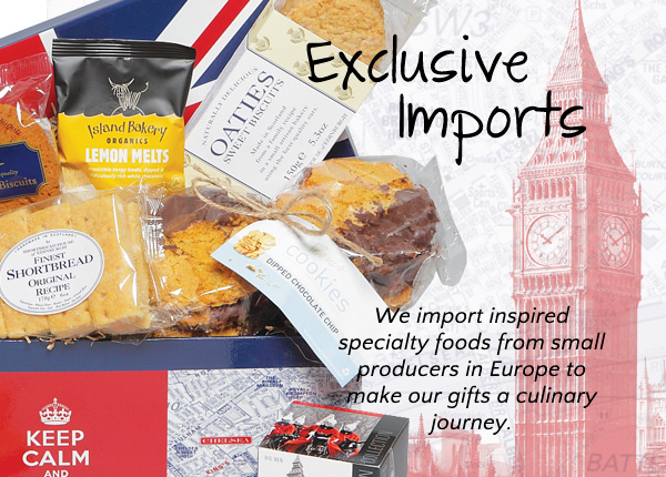 Chelsea Market Baskets Exclusive Imports