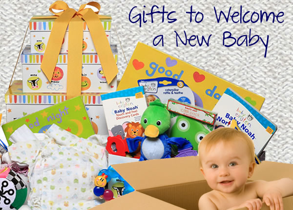 Gifts for New Babies and their families
