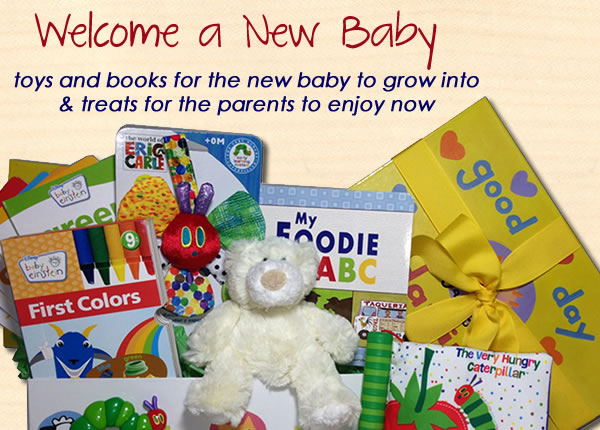 welcoming gifts for new babies