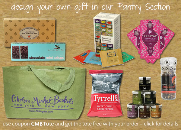 Design your own gift in our pantry section